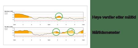 Dexcom-G6-Clarity-daglig-rapport_NO